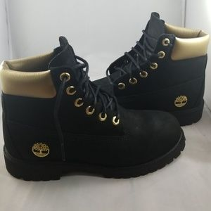 Limited Edition Timberland Boots Black